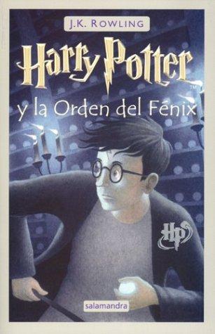 Harry Potter y la Orden del FÃ: J. K. Rowling