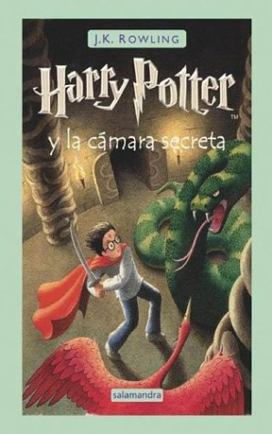 9788478889037: Harry Potter y La Camara Secreta (Spanish Edition)