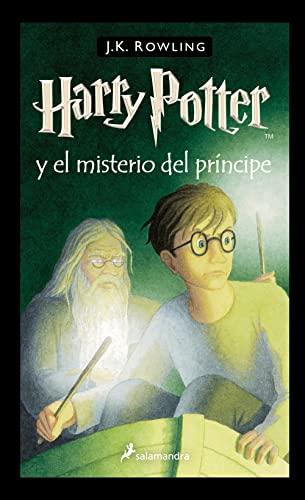 9788478889907: Harry Potter - Spanish: Harry Potter Y El Misterio Del Principe (Spanish Edition)
