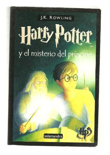 9788478889945: Harry Potter y el misterio del príncipe