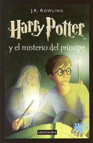 9788478889969: 6: Harry Potter y el misterio del principe / Harry Potter and the Half-Blood Prince (Spanish Edition)