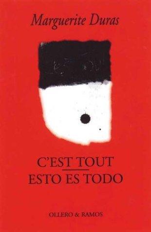 9788478951000: C'Est Tout - Esto Es Todo (Spanish Edition)