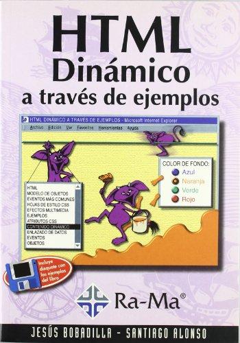 9788478973743: HTML Dinámico a través de ejemplos.