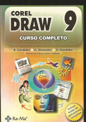9788478973767: Corel Draw 9 Curso Completo (Spanish Edition)