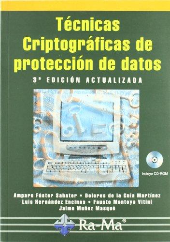 TECNICAS CRIPTOGRAFICAS 3'ED: FUSTER