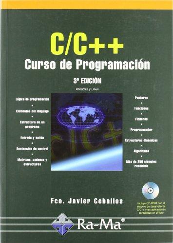 9788478977628: C/C++ Curso de Programación 3ª Edición