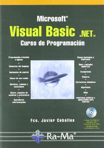 Visual Basic.net: Curso de Programacion: Sierra, Fco. Javier