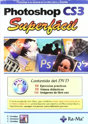 9788478978229: Photoshop CS3 superfácil