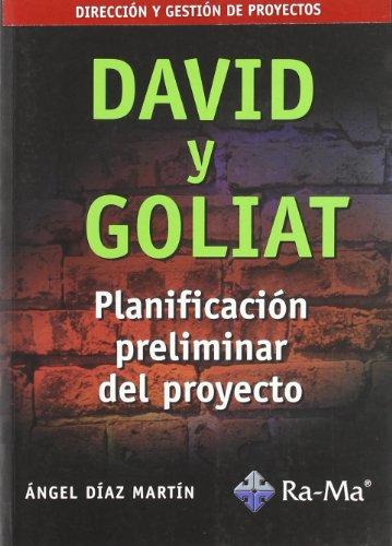 9788478978434: David y Goliat. Planificación preliminar del Proyecto