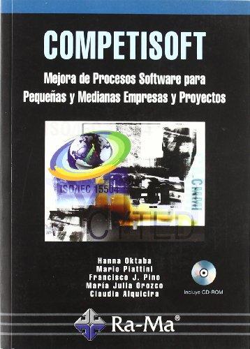 9788478979011: Competisoft. Mejora de Procesos Software para Pequeñas y Medianas Empresas y Proyectos