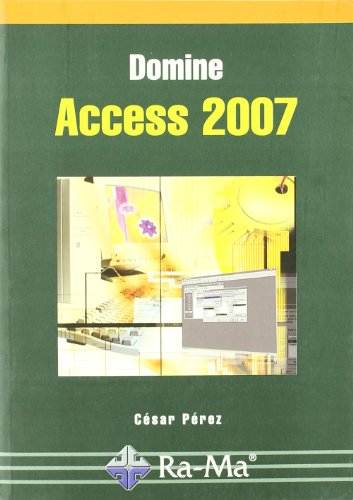9788478979097: Domine Access 2007