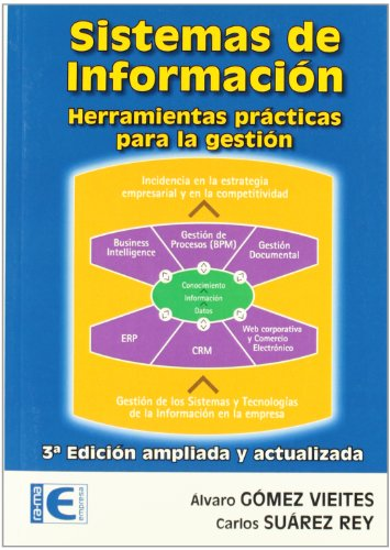 9788478979370: Sistemas de Información. Herramientas prácticas para la gestión. 3ª Edición