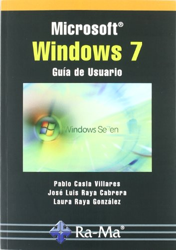 Microsoft Windows 7 (Spanish Edition): Cabrera, Jose Luis