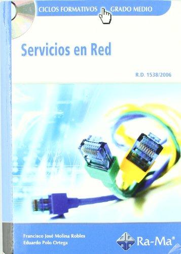 9788478979837: Servicios en Red (GRADO MEDIO)