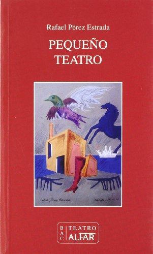 9788478981410: Pequeño teatro (Bac. Teatro) (Spanish Edition)