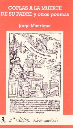 9788478984459: Coplas A La Muerte De Su Padre Y Otros Poemas - Segunda Edición (Libros de Mejor Vista)