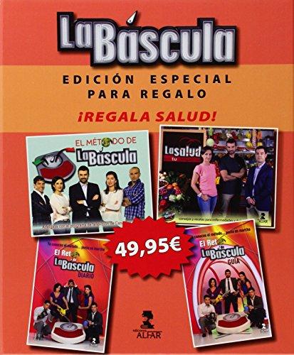 9788478985975: Caja La Báscula 2014: Edición especial para regalos. 4 libros
