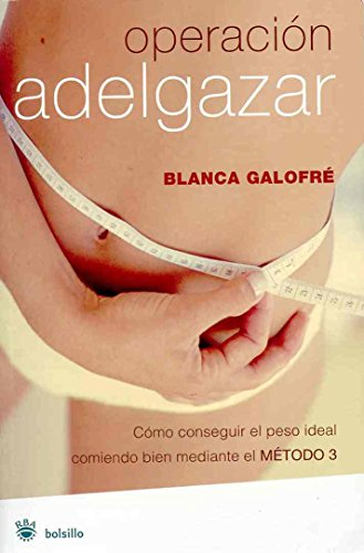 9788479010522: Operación adelgazar (NO FICCION)