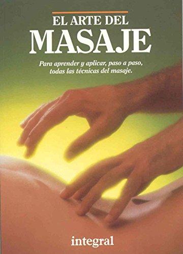 9788479010843: El arte del masaje (EJERCICIO CUERPO-MEN)