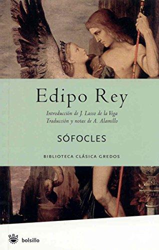 9788479010881: Edipo rey (GREDOS)