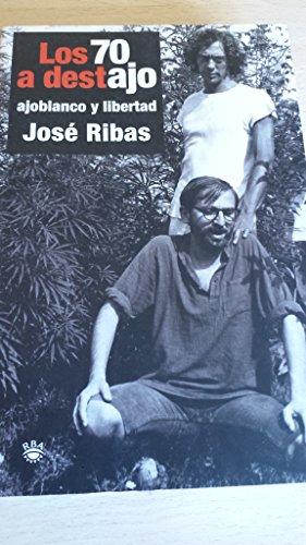 9788479011062: Los 70 a destajo (VARIOS RBA)