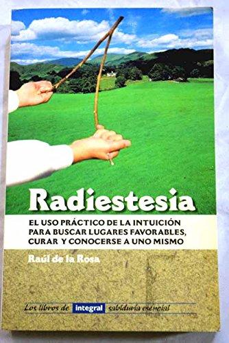 9788479013622: Radiestesia (Spanish Edition)