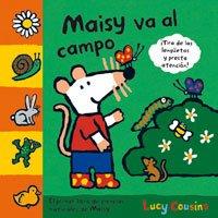 9788479015442: Maisy va al campo