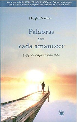 9788479016074: Palabras para cada amanecer (Spanish Edition)