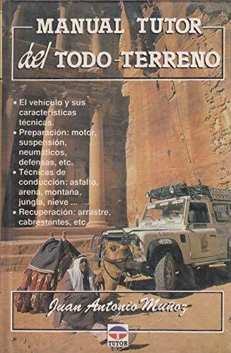 9788479020668: Manual Tutor Del Todo-Terreno
