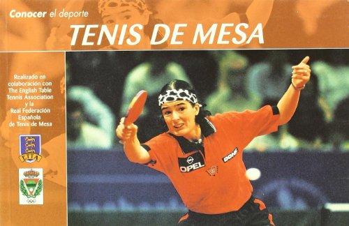 Imagen de archivo de CONOCER EL DEPORTE. TENIS DE MESA a la venta por LM Libros