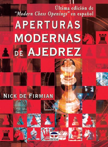9788479023614: APERTURAS MODERNAS EN AJEDREZ (Ajedrez (tutor))