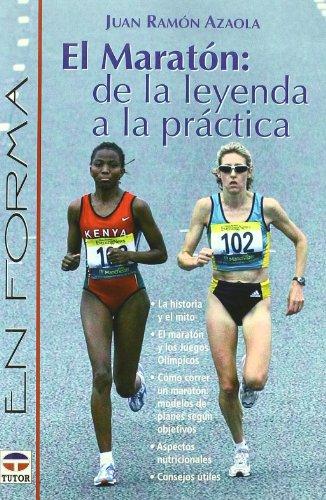 Imagen de archivo de Maraton: de la leyenda a la practica a la venta por Libros Angulo