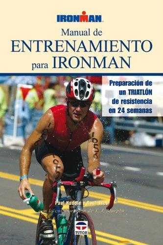 9788479024758: MANUAL DE ENTRENAMIENTO PARA IRONMAN (Ironman Series)