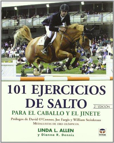 9788479024895: 101 ejercicios de salto para el caballo y el jinete