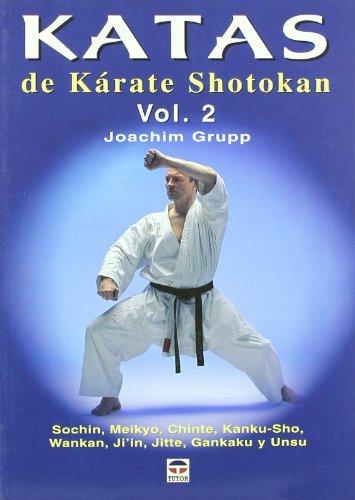 9788479026295: KATAS DE KÁRATE SHOTOKAN Vol. 2