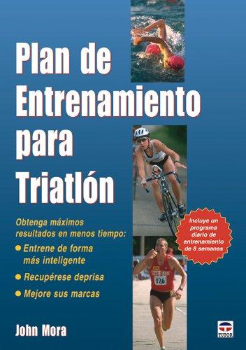 9788479026585: Plan Entrenamiento Para Triatlon