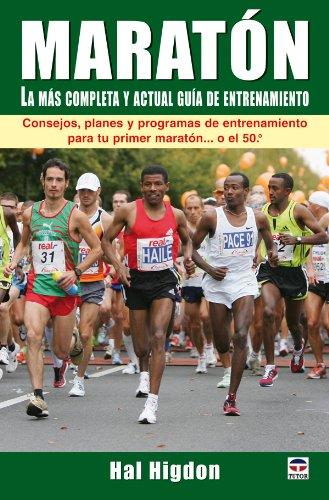 9788479027452: Maraton / Marathon: La mas completa y actual guia de entrenamiento / The Ultimate Training Guide (Spanish Edition)