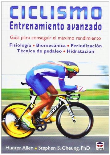 9788479029463: Ciclismo : entretamiento avanzado : guía para conseguir el máximo rendimiento