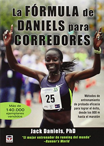 9788479029784: La Fórmula De Daniels Para Corredores (Deportes)