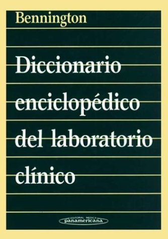 9788479031428: Diccionario Enciclopedico del Laboratorio Clinico - 2 Tomos (Spanish Edition)