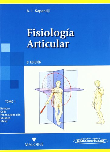 9788479033774: Fisiologia articular (3 vols.)