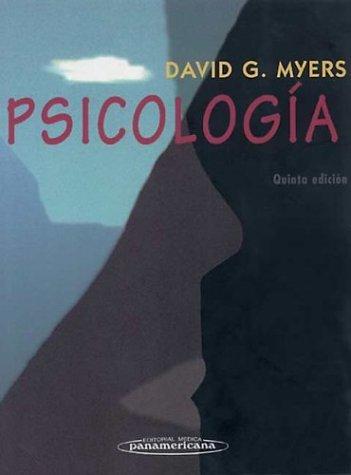 9788479034511: Psicologia - 5 Edicion (Spanish Edition)
