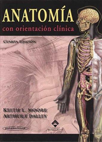 Anatomia Con Orientacion Clinica 4 Edicion (Spanish Edition) de ...