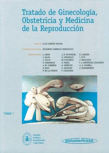 9788479037543: Tratado de Ginecología, Obstetricia y Medicina de la Reproducción. Tomo 1