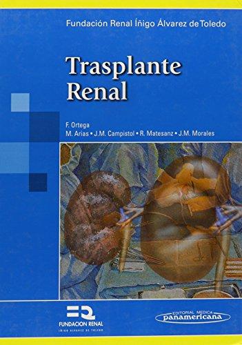 9788479039578: Trasplante Renal (Spanish Edition)