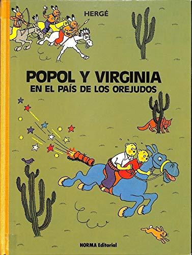 9788479041434: POPOL Y VIRGINIA EN EL PAIS DE LOS OREJUDOS