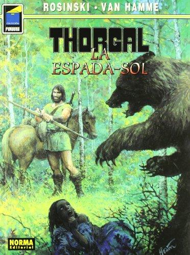 9788479041595: THORGAL 18: LA ESPADA-SOL (PANDORA)