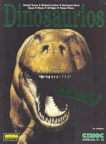 9788479041649: Cimoc especial 12: dinosaurios