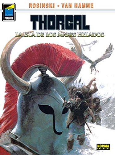 9788479041922: La Isla de los mares helados (Thorgal) (Spanish Edition)
