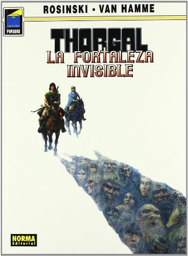9788479042172: THORGAL 19: LA FORTALEZA INVISIBLE (PANDORA)